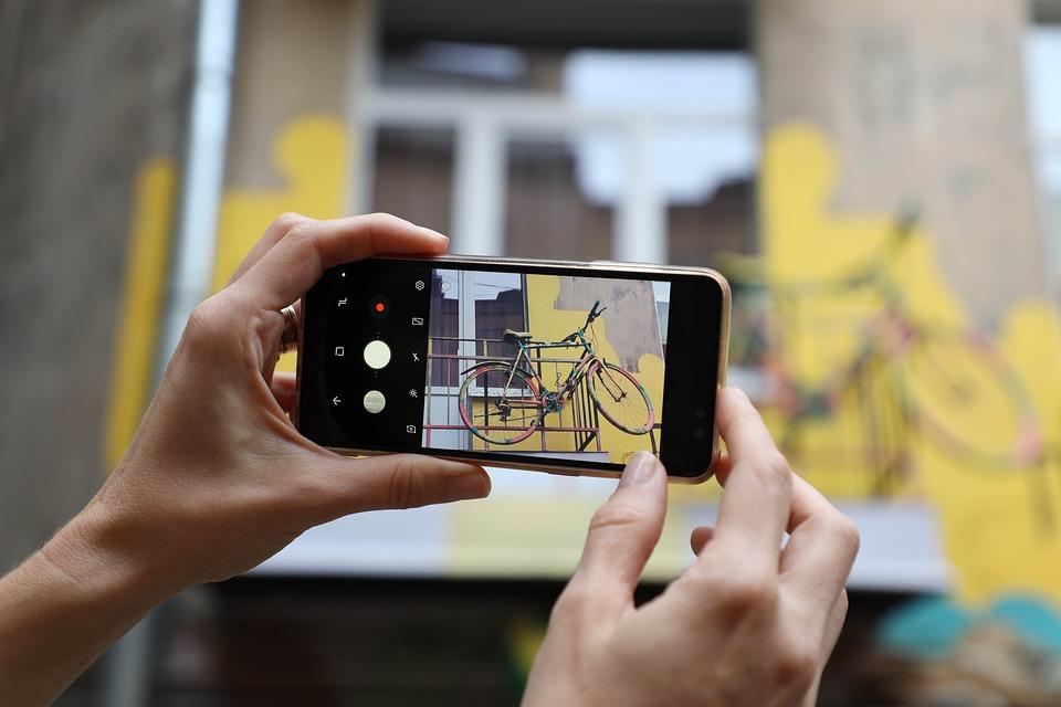 Smartphone, Phone, Iphone, Mobile, Technology, Modern