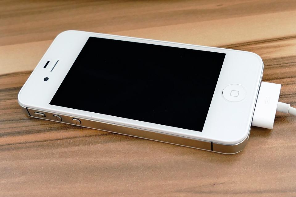 Iphone, 4s, Screen, Mobile, Technology, Cellphone
