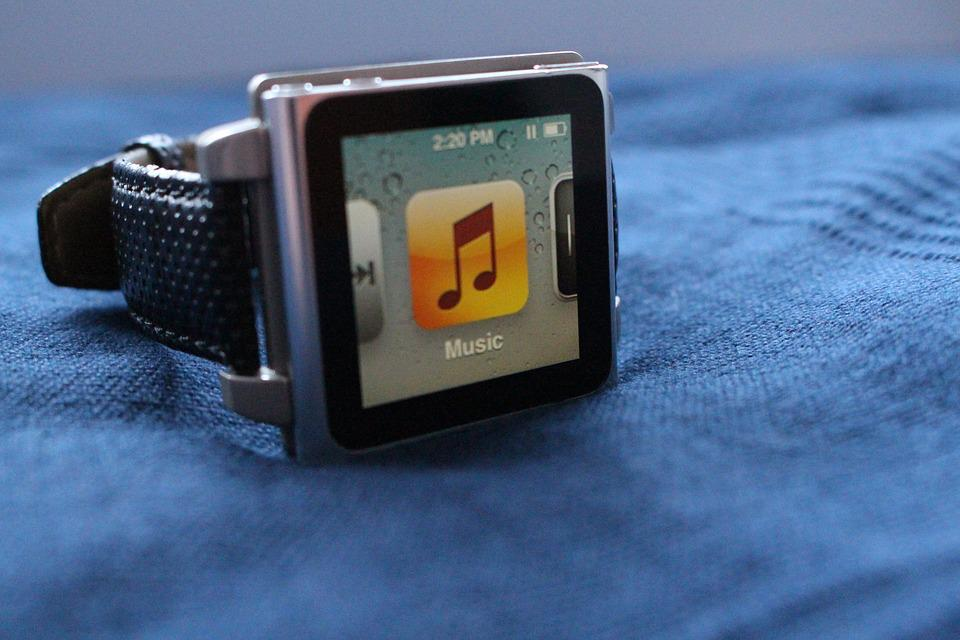 Ipod, Ipod Nano, Tech, Music, Apple, Player, Mp3