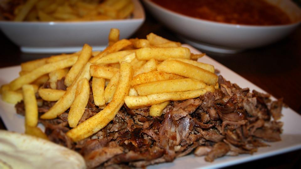 free photo iraq baghdad amman fries dinner food fast food max pixel