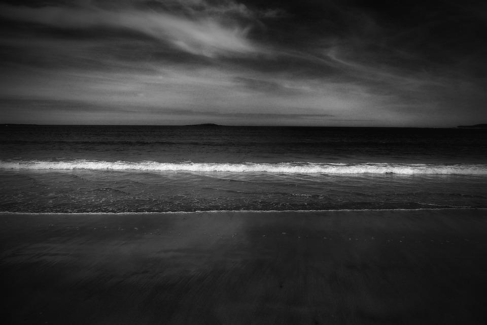 Beach, Spanish Point, Ireland