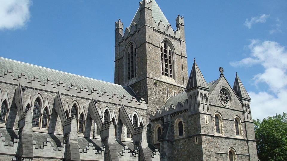 Dublin, Ireland, Church