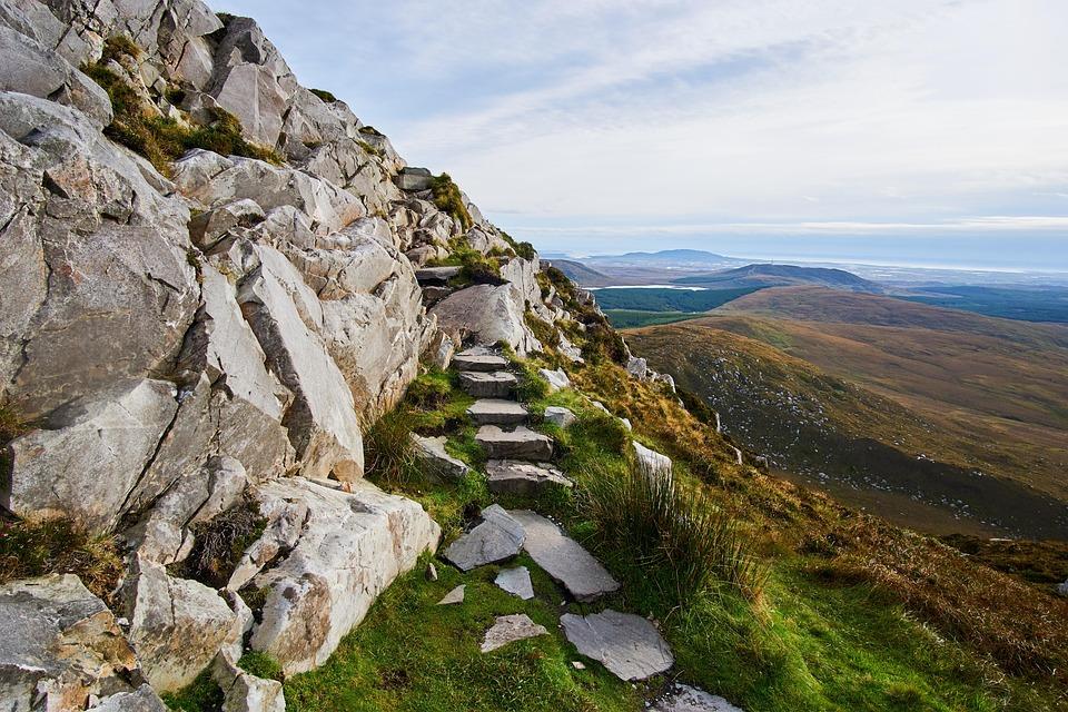 Ireland, Connemara, Nature, Landscape, National Park