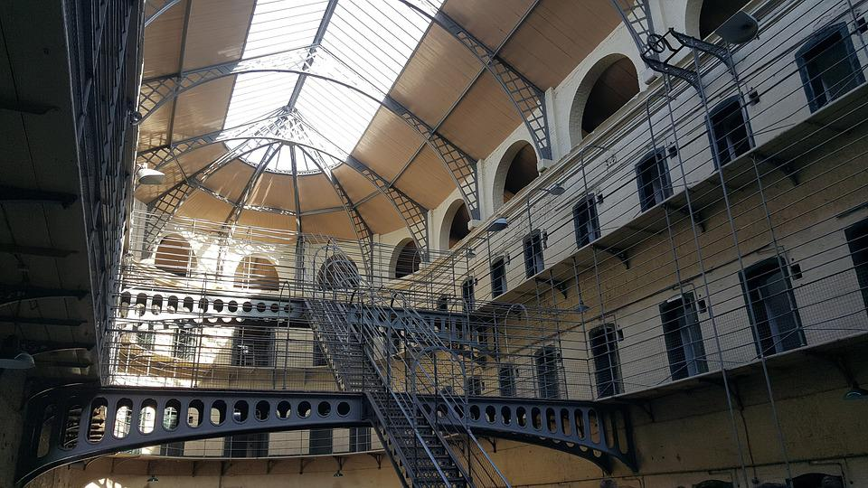 Ireland, Kilmainham Gaol, Prison