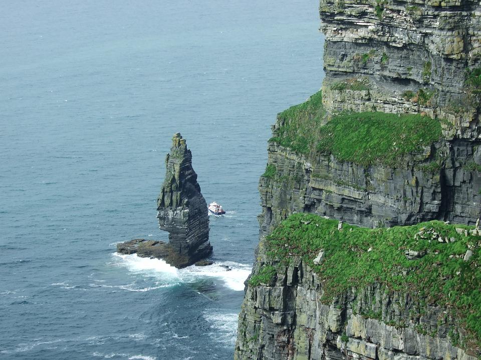 Cliff, Moher, Ireland