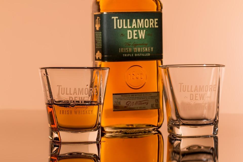 Irish Whiskey, Alcohol, Beverage, Drink, Whiskey, Bar