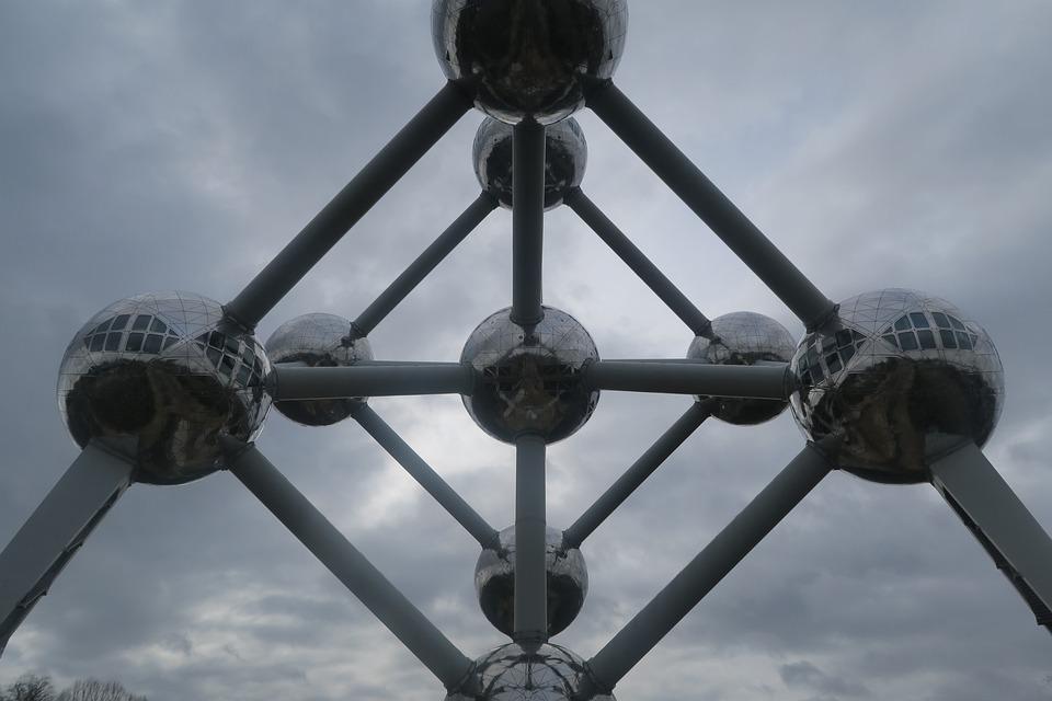Sky, Steel, Wheel, Iron, Travel, Architecture, Atom