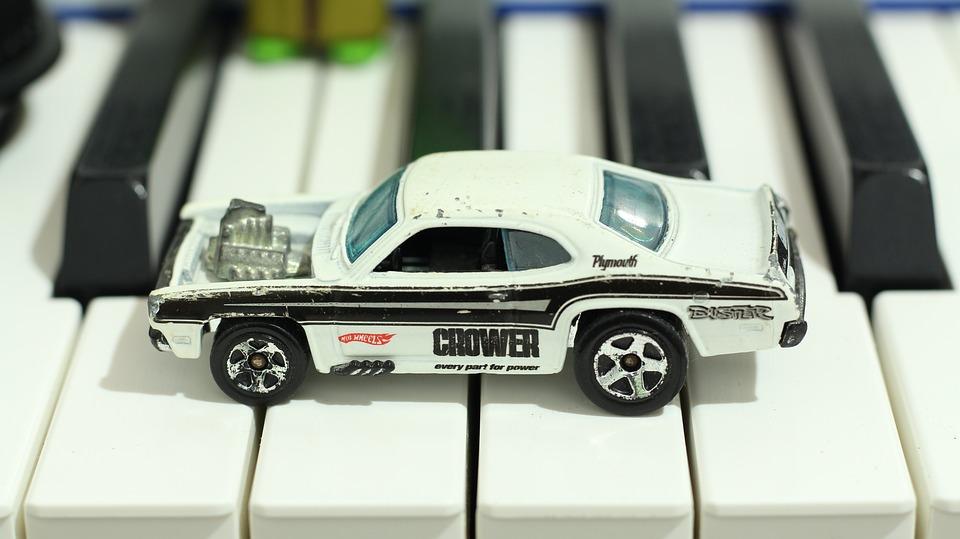Car, Iron, Miniature