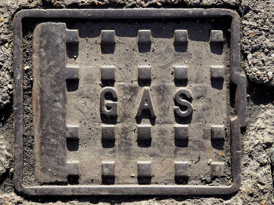 Gas, Metal, Cover, Energy, Iron, Steel, Power, Utility