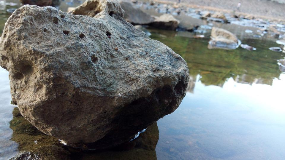 Stone, The Water, Irregularities