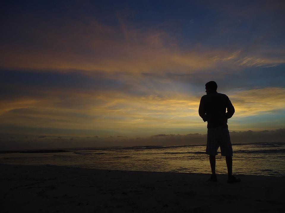 Turtle Island, Beach, Vacation, Boy, Is, Sea, Holidays