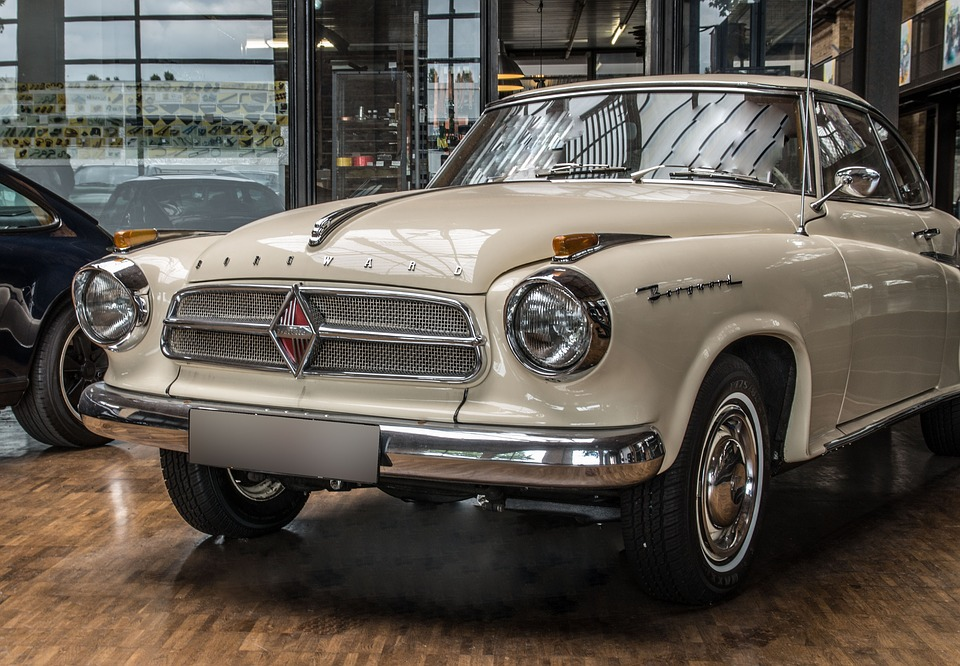 Borgward, Isabella, Coupe, Dream Car, Elegant, Auto