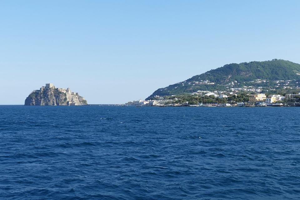 Ischia, Italy, Mediterranean, Tourism, Holiday, Island