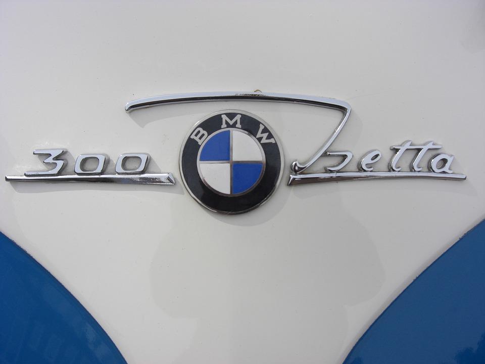 Bmw, Isetta, City Car, Automotive