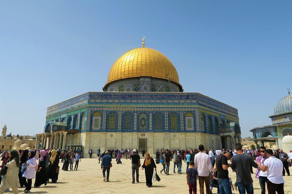 Cami, Dome, Religion, Islam, Architecture, Travel, City
