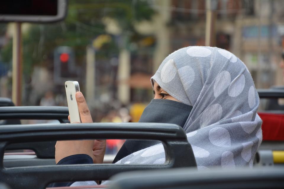 Abdulrasheed, Arabic, Headwear, Islamic, Islam, Woman