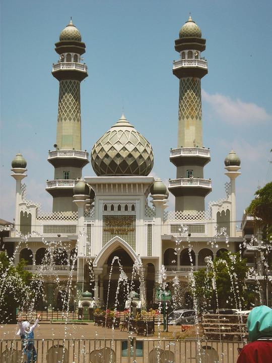 The Mosque, Worship, Islam, Muslim, Religion, Pray