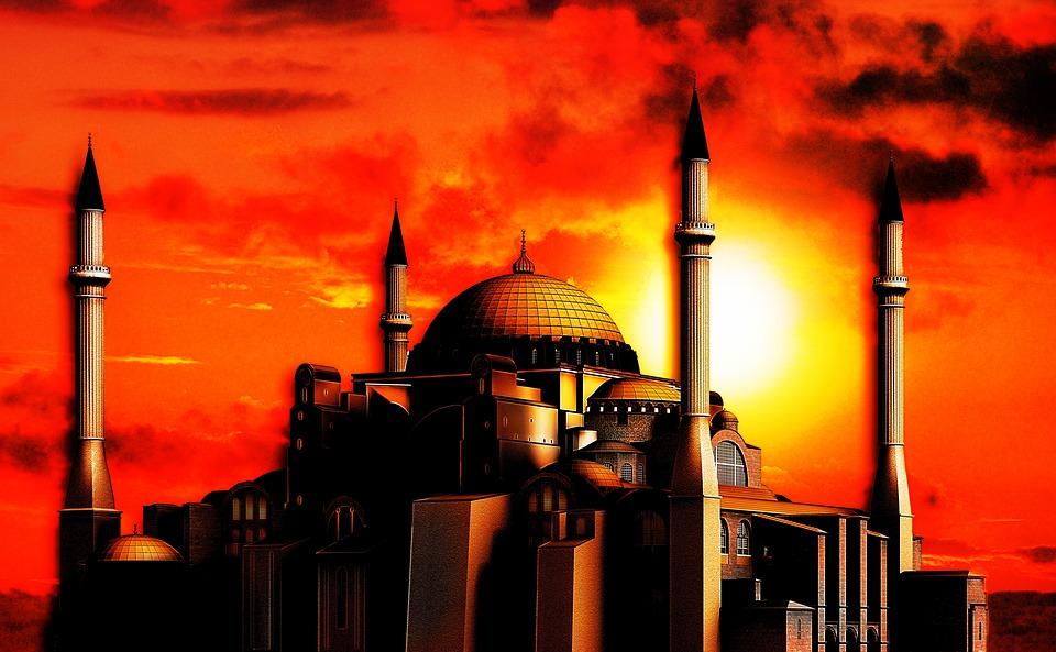 Islam, Islamic, Istanbul, Turkish, House Of Prayer