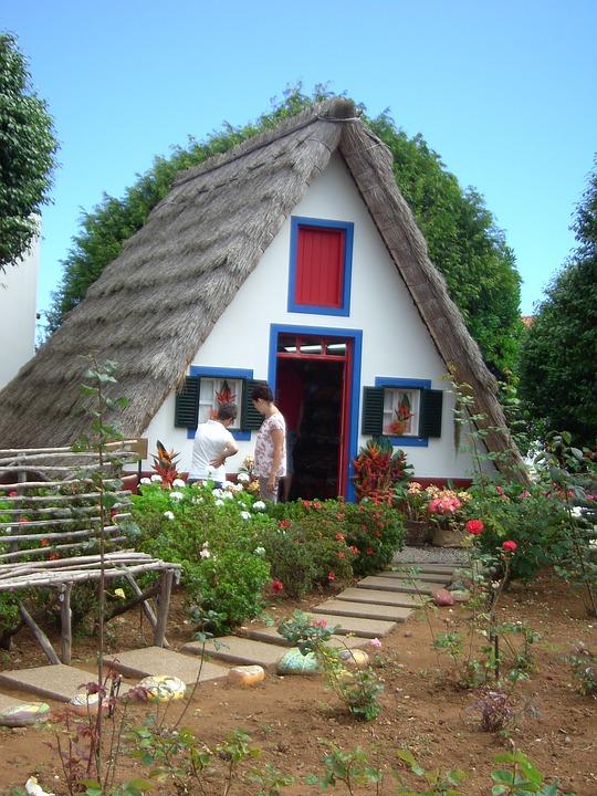 Home, Madeira, Portugal, Island, Holiday, Summer