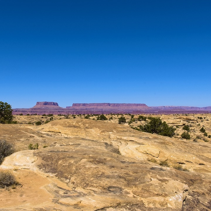Junction Butte, Island In The Sky, Needles District