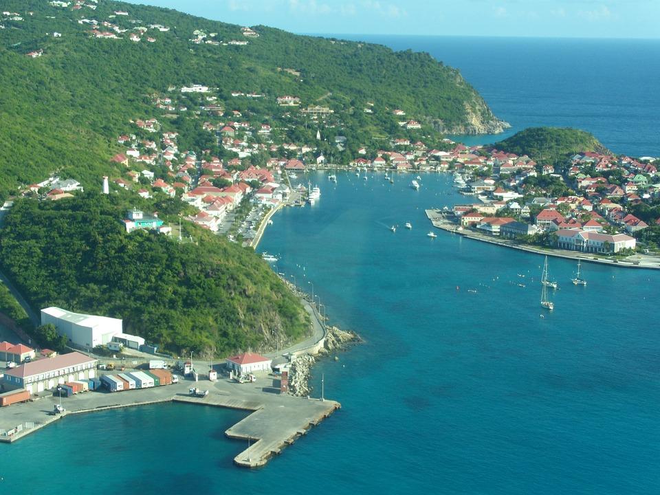 Saint Mobin, Sea, Island, Caribbean, Island Of Beauty