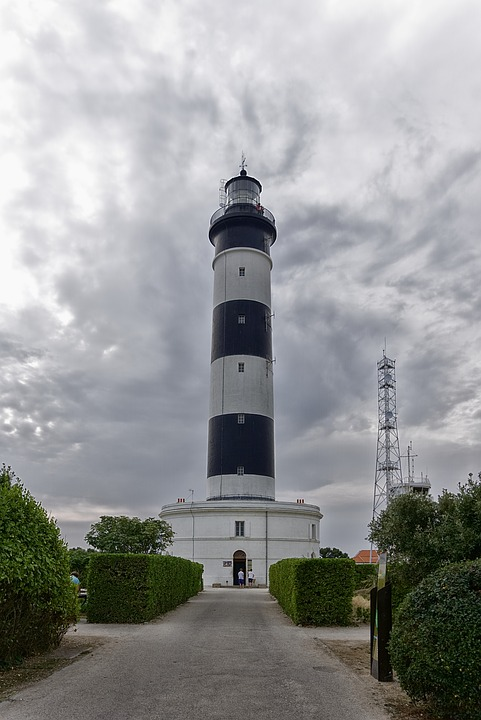 Lighthouse, Chassiron, Island Of Oleron, Oléron