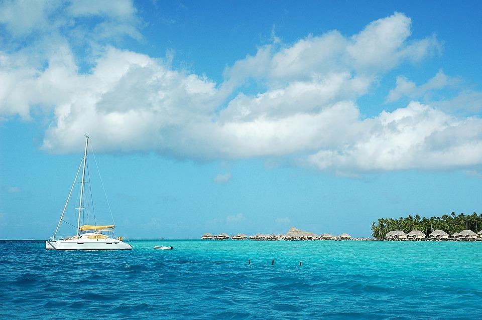 Free photo Island Of Taha'a French Polynesia Tahiti - Max Pixel