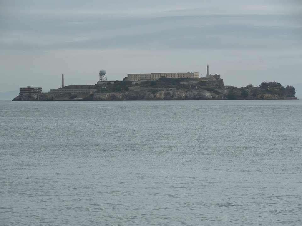 Alcatraz, Prison, Island, The Rock, San Francisco, San