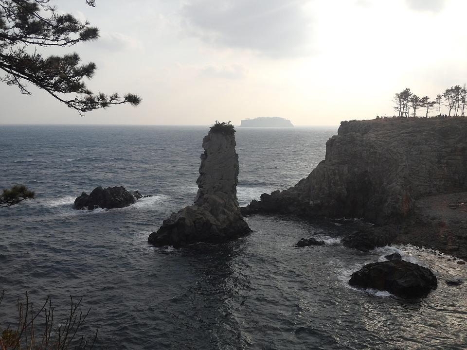 Jeju Island, Island, Sea