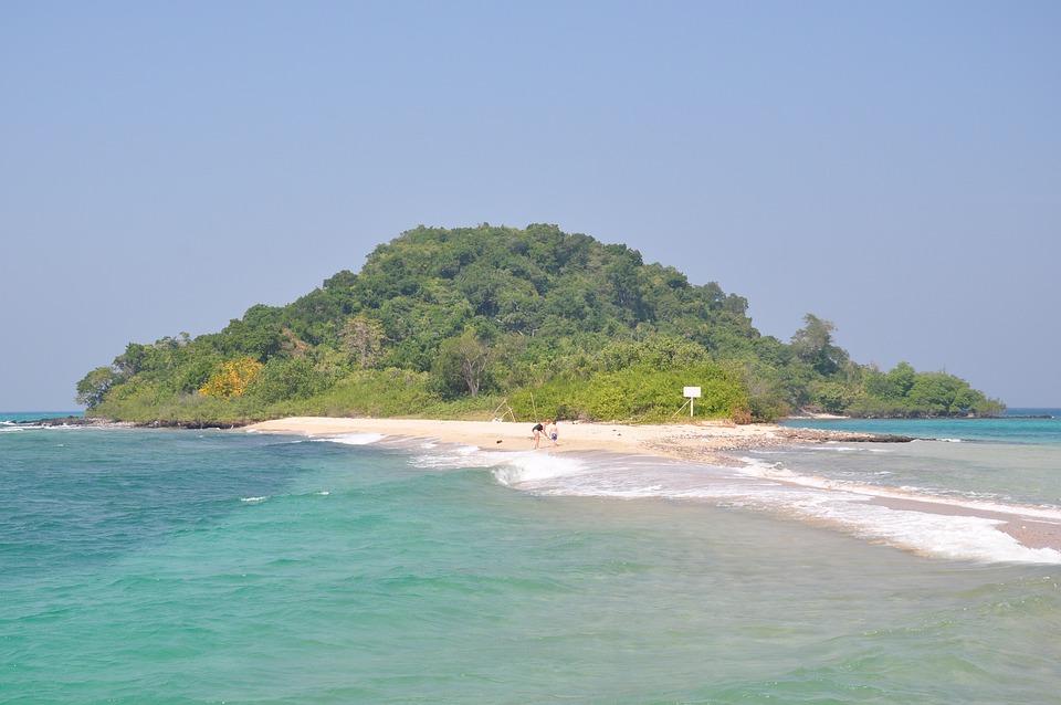 Tropical Island, Thailand, Island, Tropical, Tourism