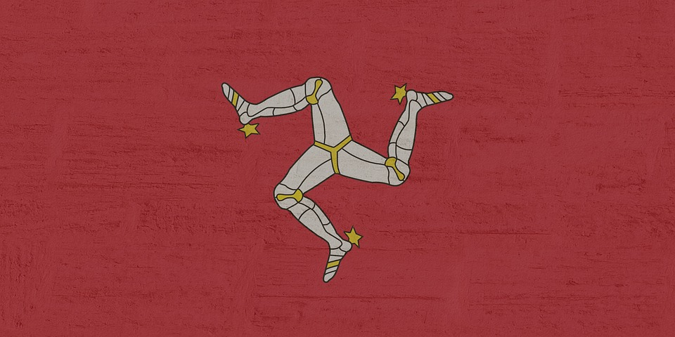 Isle Of Man, Flag, International