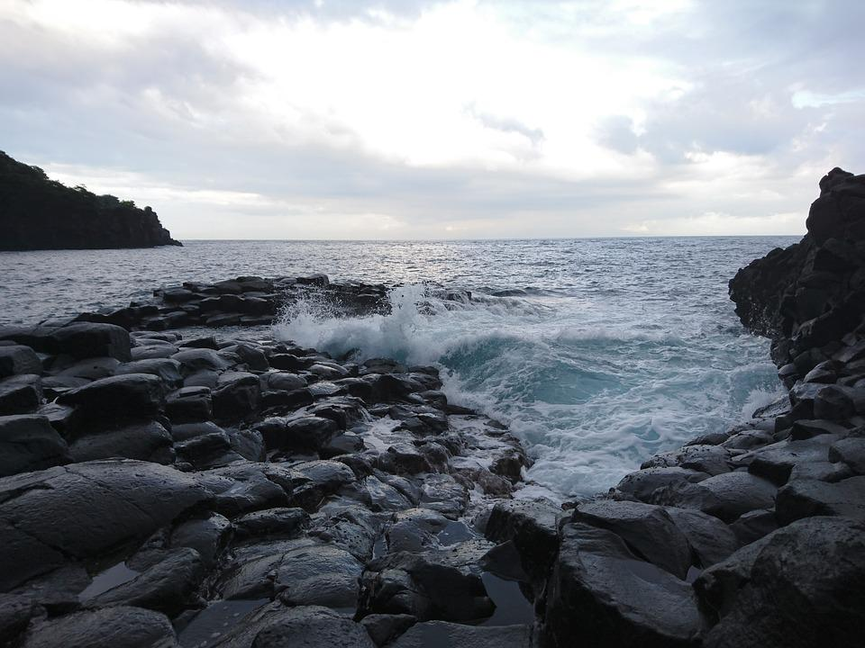 Sea, Wave, Iso