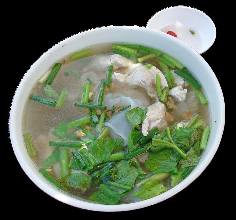 Eat, Dine, Asia, Thailand, Thai, Isolated