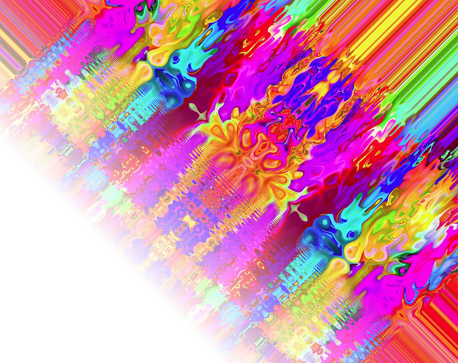Effect, Isolated, Graphic, Colorful, Color, Deco