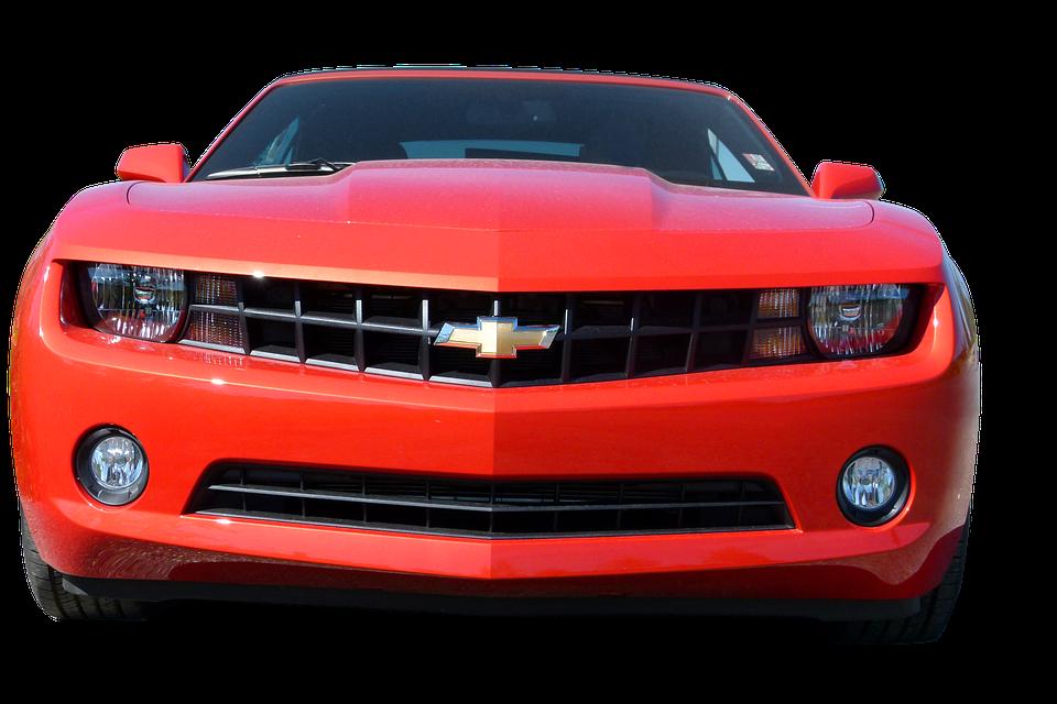 Chevrolette, Auto, Car, Isolated, Road, Pkw, American