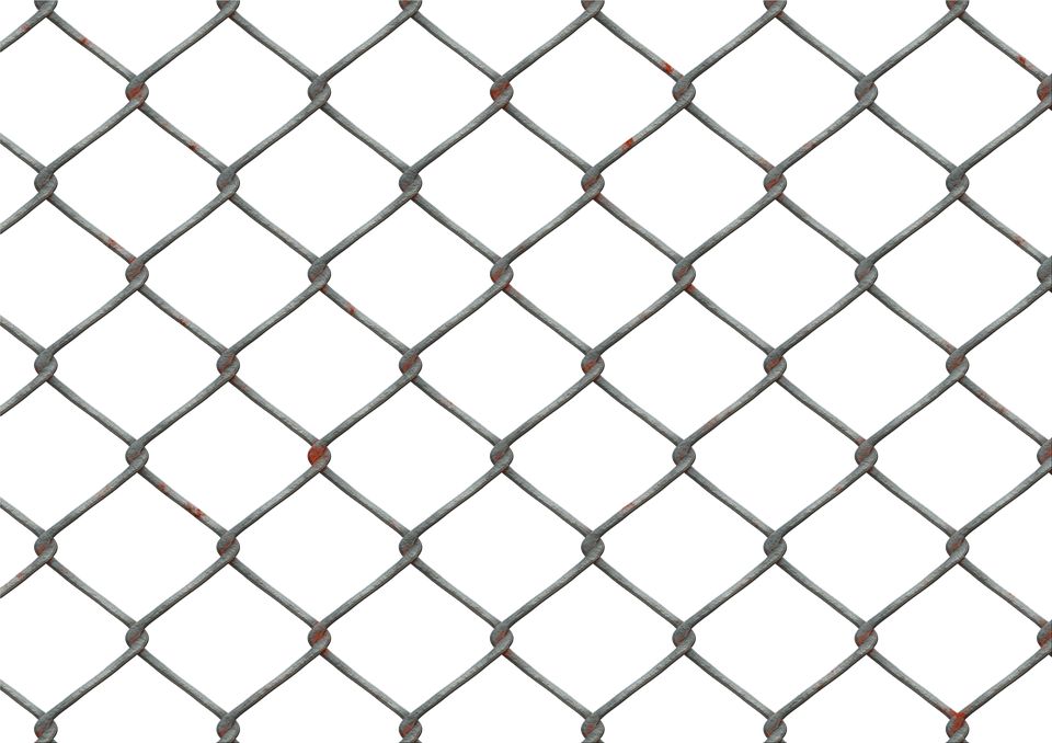 Free photo Isolated Wire Mesh Blocked Fence Wire Mesh Fence - Max ...
