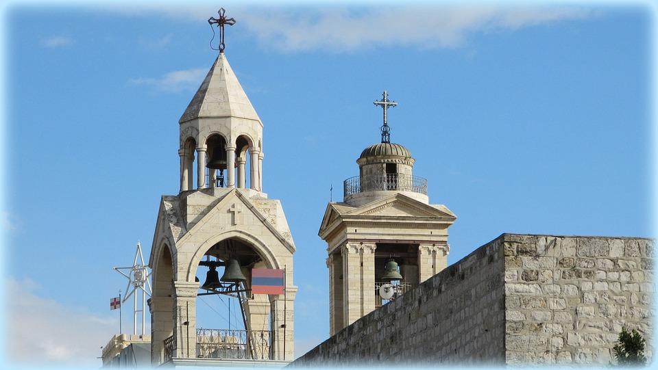 Israel, Bethlehem, Church