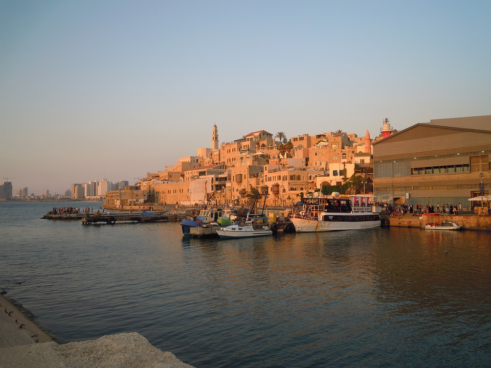 Jaffa, City By The Sea, Israel