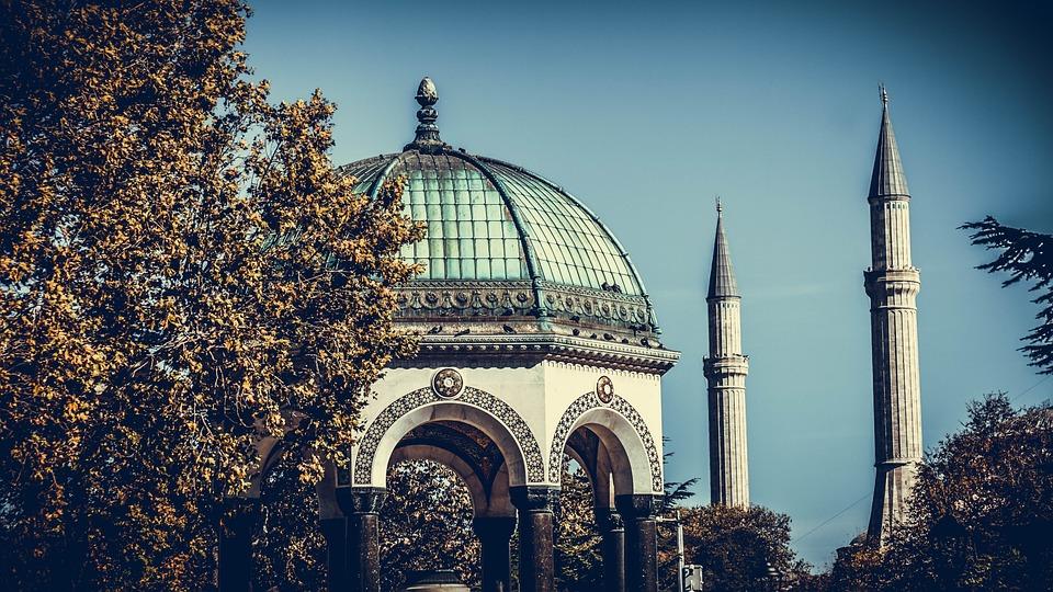 Istanbul, Turkey, Religion, Building, Mosque, City, Sky