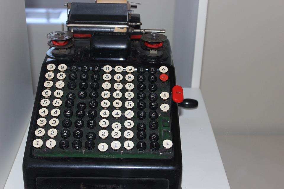Typewriter, Istanbul, Turkey
