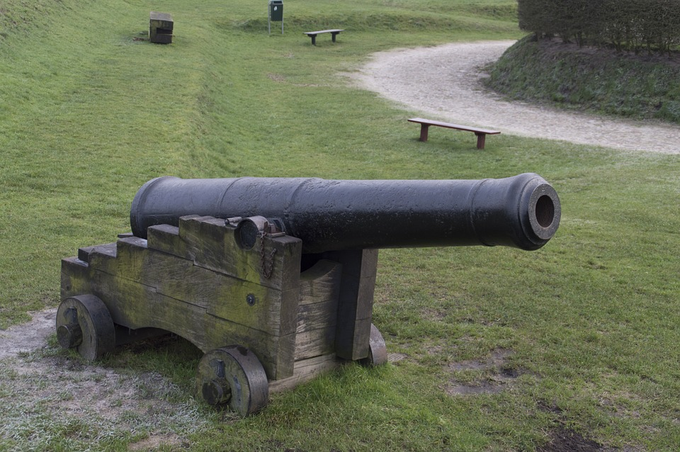 Cannon, Artillery, It Used To Be