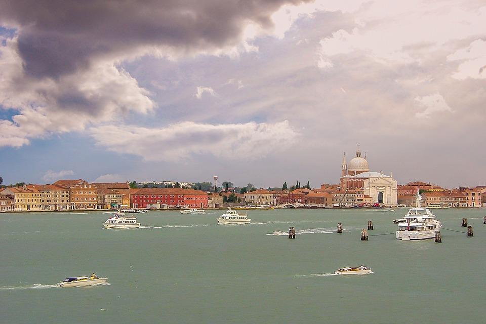 Venice, Canal, Europe, Italian, Italy, Venezia