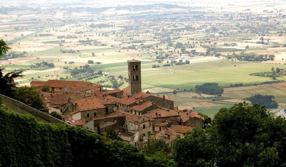 Italian, Countryside, Tuscany