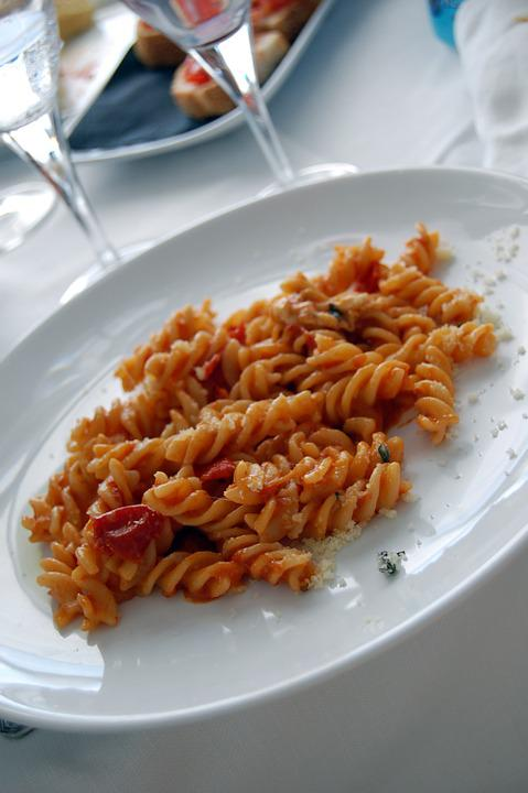 Fusilli, Dish, Italian