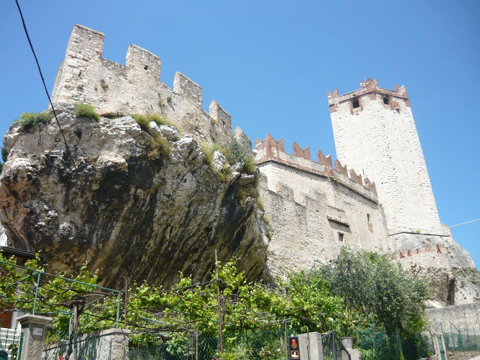 Italy, Italian, Castle
