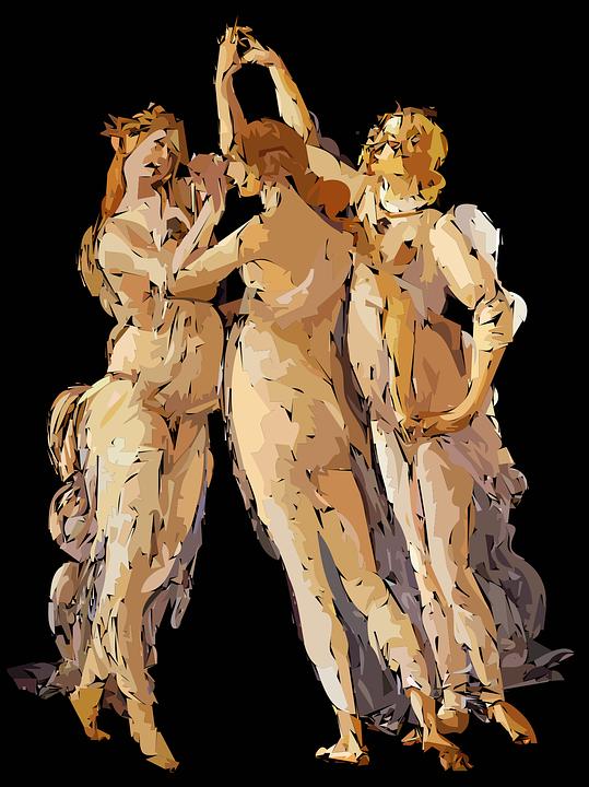 Artist, Botticelli, Charis, Italian, Italy, Renaissance