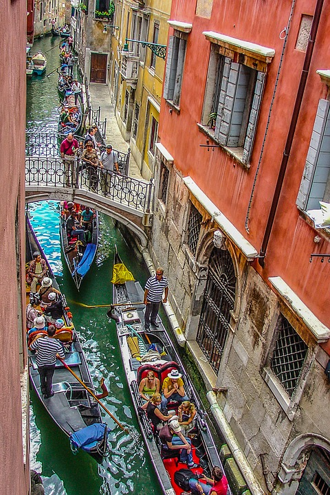 Traffic, Jam, Crowded, Congested, Italy, Italian