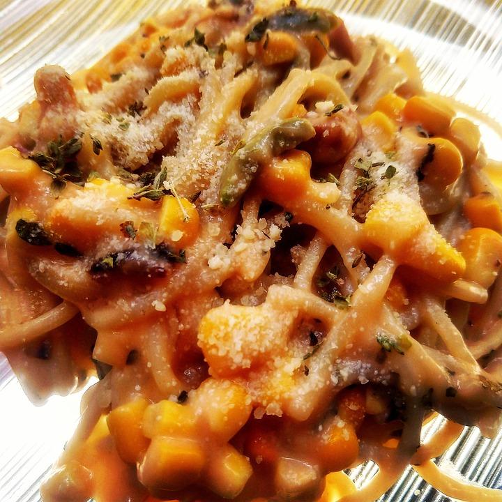 Espagueti, Quesos, Italiano, Pastas, Comidas