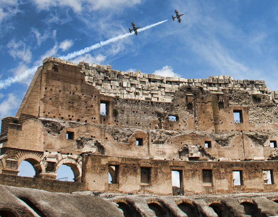 Italy, Rome, Architecture, Europe, Ancient, Roman