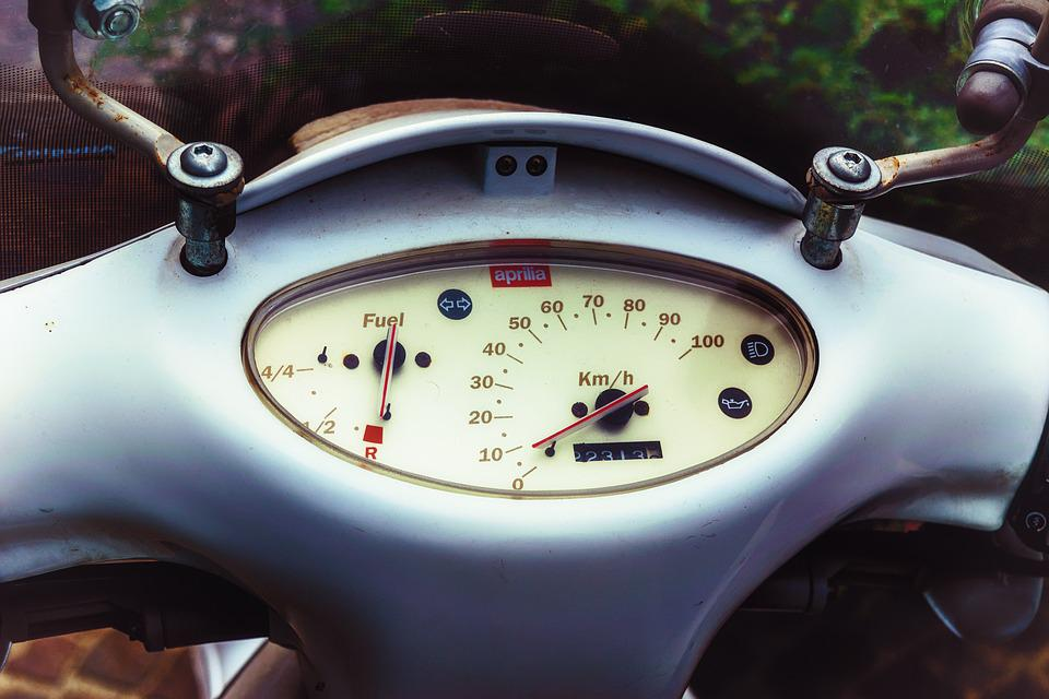 Aprilia, Motorcycle, Moped, Italy, Nostalgia, Classic